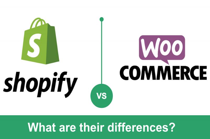 Shopify versus Woocommerce