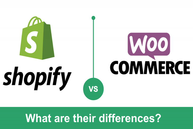 Shopify versus Woocommerce